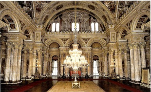 Istanbul Dolmabahce Palast