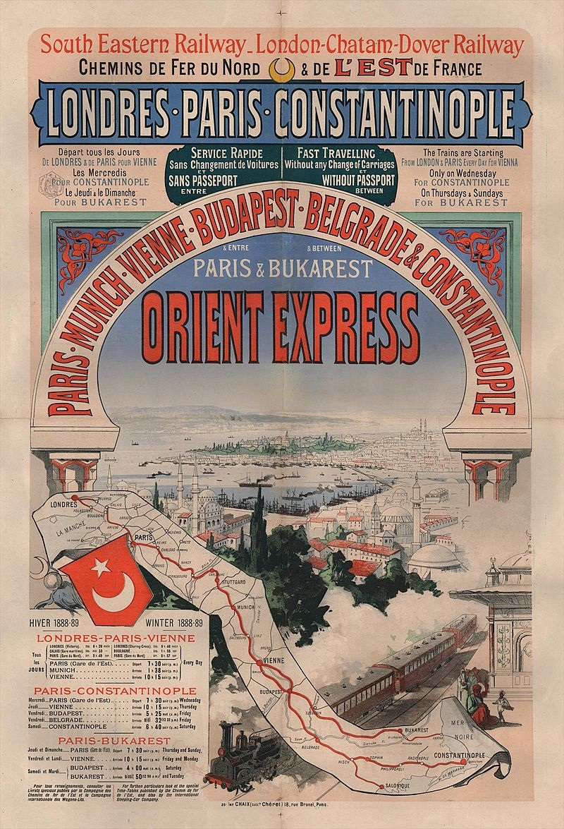 Istanbul Orient Express